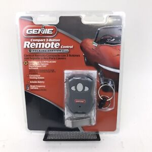 Genie 3-Button Garage Door Opener REMOTE CONTROL GICT390-3BL Intellicode 390 MHz