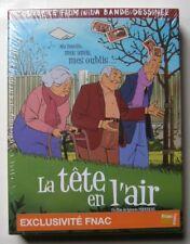 COFFRET DVD + BD LA TETE EN L'AIR - Ignacio FERRERAS - NEUF SCELLE