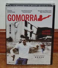 GOMORRA - DVD - NUEVO - PRECINTADO - DRAMA - CINE EUROPEO (SIN ABRIR) R2