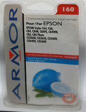 Cartouches Compatible EPSON  TO442 T0442 Blue