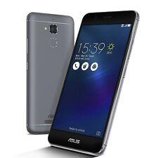 Asus ZenFone 3 Max, Dual SIM, Grigio Titanio, 32GB+3GB, Garanzia Italia