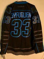 Reebok Premier NHL Jersey Winnipeg Jets Dustin Byfuglien Black Ice sz L