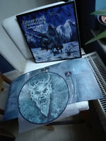 DISSECTION limited 1.000 Picture Vinyl LP Storm Of The Light`s Bane (2013)