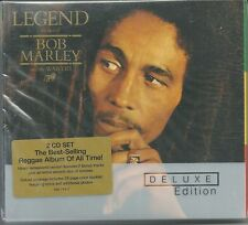 Marley, Bob & The Wailers Legend (Deluxe Edition) Doppel CD Neu OVP Sealed