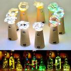 2 Packs LED Light up String Lights Beer Wine bottle light with LED Wine stopper