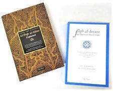 Imam Abu Hanifa's Fiqh al Akbar /Fiqh al Imam: Key Proofs Hanafi Fiqh - 2 Books