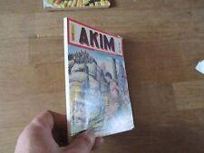 PETIT FORMAT BD AKIM 712 mon journal 1989