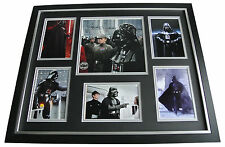 James Earl Jones SIGNED FRAMED Photo Autograph Huge display Official Star Wars