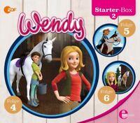 WENDY - (2)STARTER-BOX  3 CD NEU