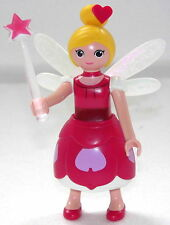 SÜSSE FEE PLAYMOBIL zu Lorella Super4 Fairy Elfe Flügel Magic 6697 6695 - 1304