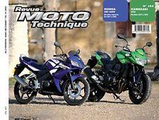 Kawasaki Z750 Honda Cbr125r Broché – 1 janvier 2009