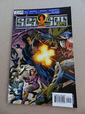S.C.I - SPY  5 of 6 .  Paul Gulacy . DC / Vertigo 2002 . VF