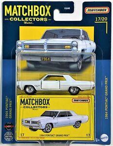 Matchbox 2021 Collectors Series - 1964 Pontiac Grand Prix # 17