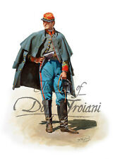 """Confederate Light Artillery Officer - American Civil War"" - Don Troiani"