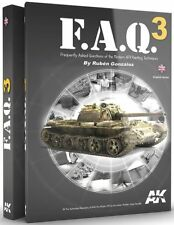 FAQ 3 - Frequently Asked Questions of Modern AFV Painting book by Rubén González