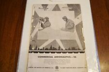 1930 Commercial Aeronautics Learning Manual Test Book Junior Air Service Issue26