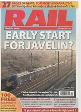 RAIL MAGAZINE - December 31 2008 - January 13 2009