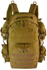 Tactical Assault Backpack, Tactical Hunting Military Molle Backpack Coyote TAN