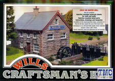 CK22 Wills Watermill Plastic Kit Crafstman Series OO Gauge