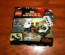 Lego 5003084 Marvel Avengers The Hulk Polybag - New, Sealed, Toys R Us Exclusive