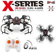 Drone mini QUADRICOTTERO X-902  RC 2.4Ghz MJX 4 CANALI LUCI  GIROSCOPIO 6 ASSI