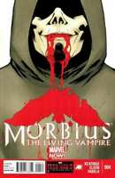 Morbius: The Living Vampire #4 MARVEL COMICS NOW 2013 COVER A 1ST PRINT