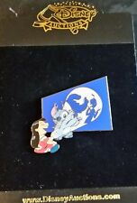 Disney Auctions Pin Lilo & Stitch Shadow Puppets LE1000 New On Original Card!