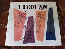 Tricotism Nostalgia New CD 2020 Jazz