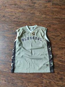 Oldskool Sports Wear Jersey Shirt XL Men's NWT