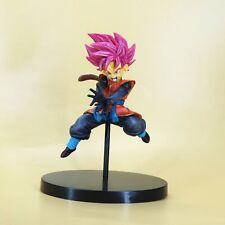 """Dragon Ball Z dbz SUPER Saiyan Statue pvc figure 4""""   #s2"""