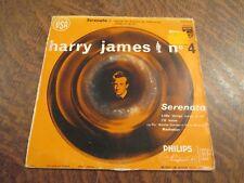 45 tours HARRY JAMES ET SON ORCHESTRE 4 serenata