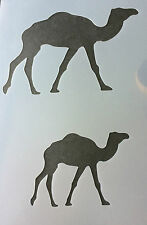 Camel Animal Farm A4 Mylar Reusable Stencil Airbrush Painting Art Craft