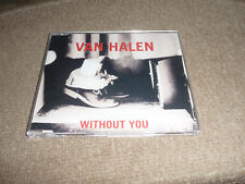 VAN HALEN without you  2 Track Promo Maxi CD