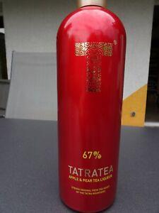 Karloff -Tatratea- 0,7 ltr. 67 % -Apple & Pear Tea Liqueur - NEU/versiegelt