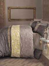 Bettwäsche 200x220 cm, 2 x Kissenbezug 80x80cm Baumwolle-Satin MIRACE DELUX V1