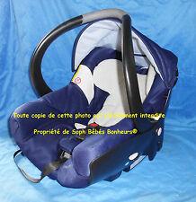 CREATIS FIX Cosy Bébé Confort OXYGEN BLUE LOOLA HIGH TREK STREETY MILA ELEA