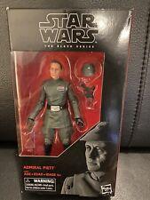 Star Wars The Black Series Admiral Piett 6-Inch Action Figure - Exclusive  NEW