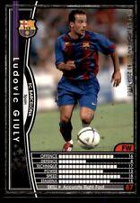 FC Barcelone No 348 WCCF Ludovic Giuly Panini//SEGA 2006-2007 Japon