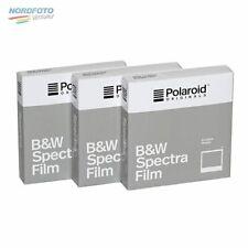 POLAROID IMAGE/Spectra Schwarzweiß Film, 3x8 Aufnahmen für Polaroid Image Kamers