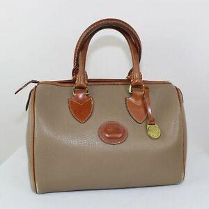 Dooney & Bourke Black Leather Classic Satchel Doctor Bag