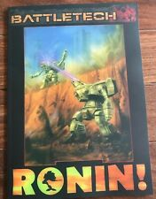 Battletech - Ronin! Scenario Pack In English And Updated . The Last Ones .
