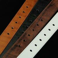 New Casual Formal Men's Strap Belts Waistband Buckle Belt PU Leather Waist DD