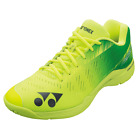 Yonex Power Cushion Aerus Z Men's Indoor Court Shoe Yellow Badminton / Squash