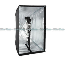 "PRO 60x90cm/24x35"" Umbrella Softbox For Speedlite Studio Strobe Flash Speedlight"