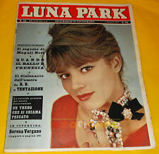 LUNA PARK 1963 n. 18 Serena Vergano, Magali Noel