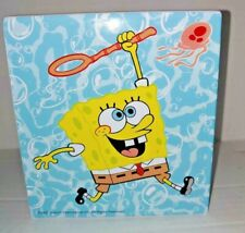Spongebob Squarepants Tissue Box Cover Nickelodeon - Free Shipping