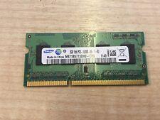 Samsung 2GB DDR3 Laptop Memory PC3-10600 1333Mhz RAM (1x 2GB SODIMM)