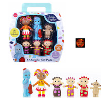 In The Night Garden 6 Toy Figure Gift Pack - Brand New in Box