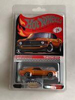 ✅ IN HAND - 2021 Hot Wheels RLC Membership Car Kit '70 Mustang Boss 302