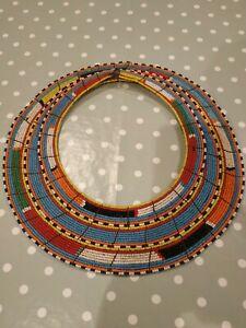 Maasai Triple Collar Necklace